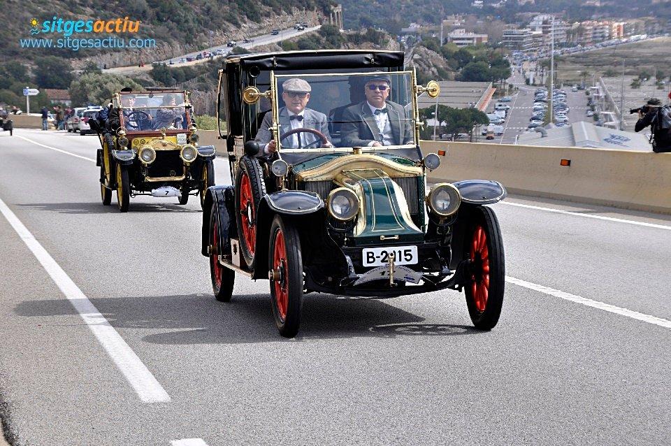 ral.li internacional cotxes d'epoca sitges