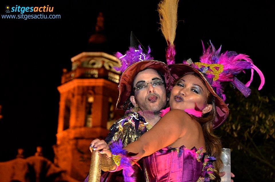 espectadors carnaval sitges 2017
