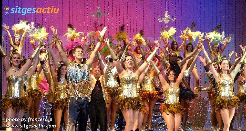 carrusel es vida carnaval sitges 2014