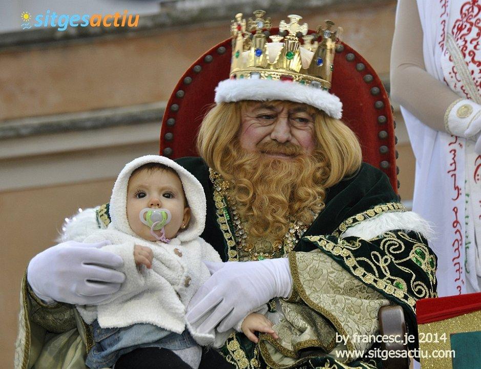 cabalgata reyes magos sitges 2014