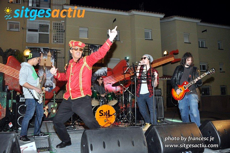 concierto Carnaval sitges 2014