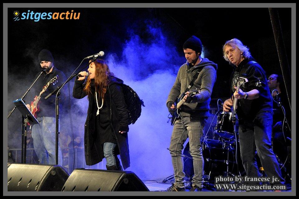 concierto fin carnaval sitges 2014