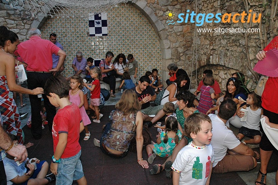 actos de la fiesta de santa tecla en sitges
