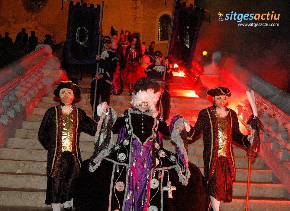 quaresma carnaval sitges 2014