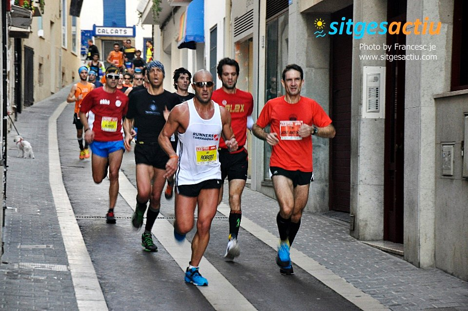 mitja marato de Sitges 2014