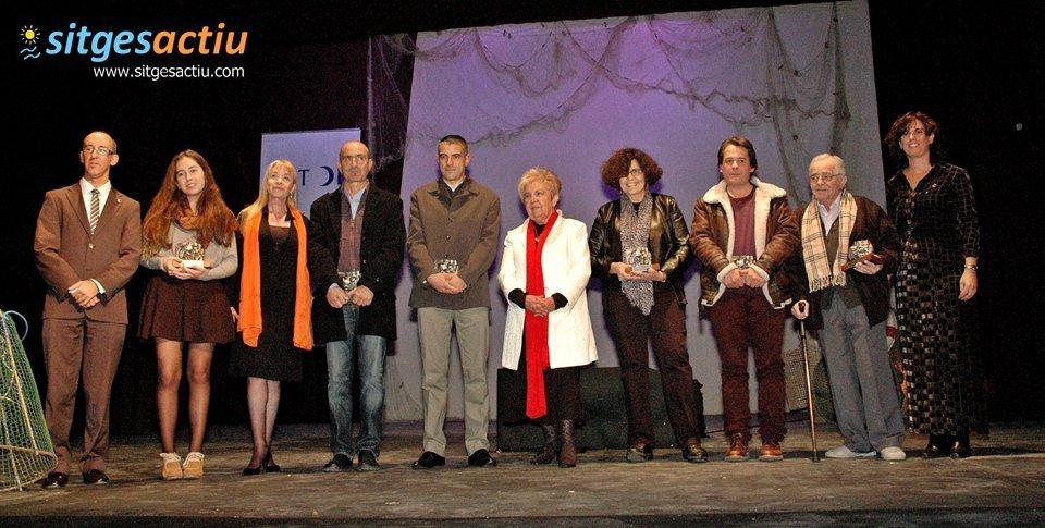 nit de premis sitges 2013