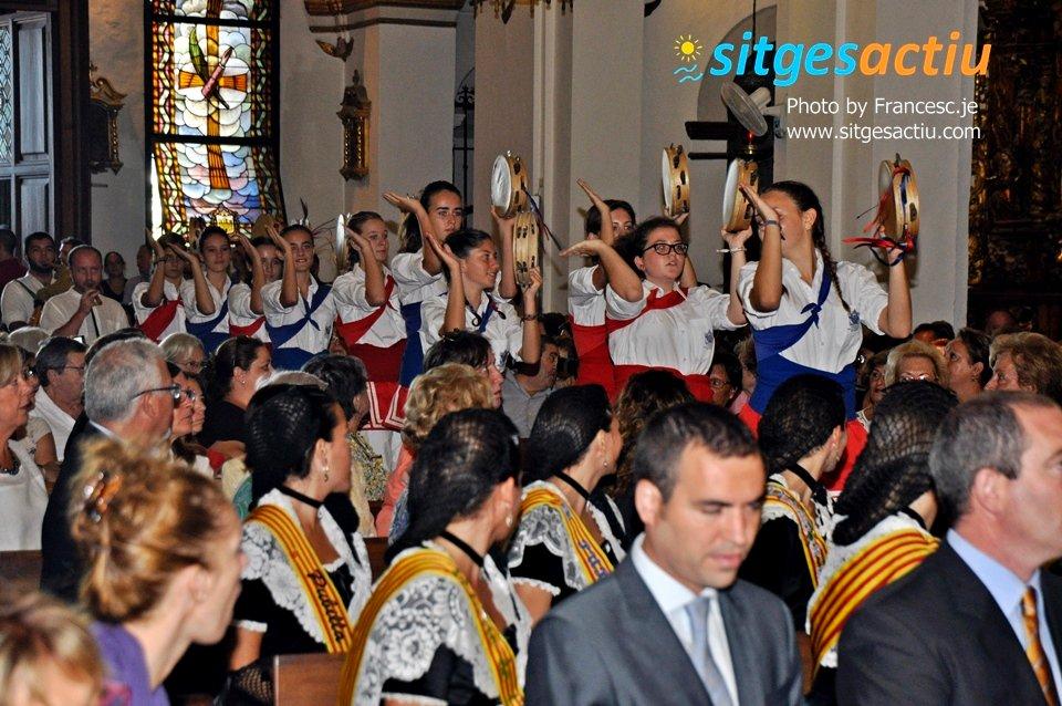 actes de la festa de santa tecla sitges