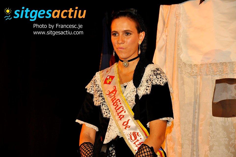 presentacion pubilla sitges 2013