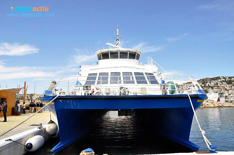 empleados blue mar ferries
