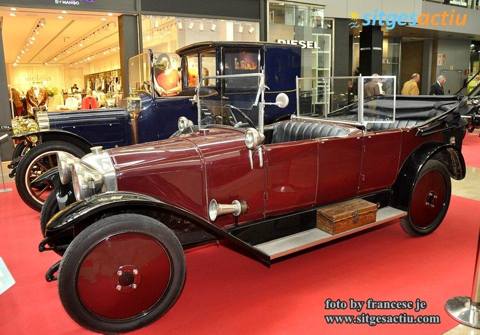 rally internacional de coches de epoca barcelona sitges