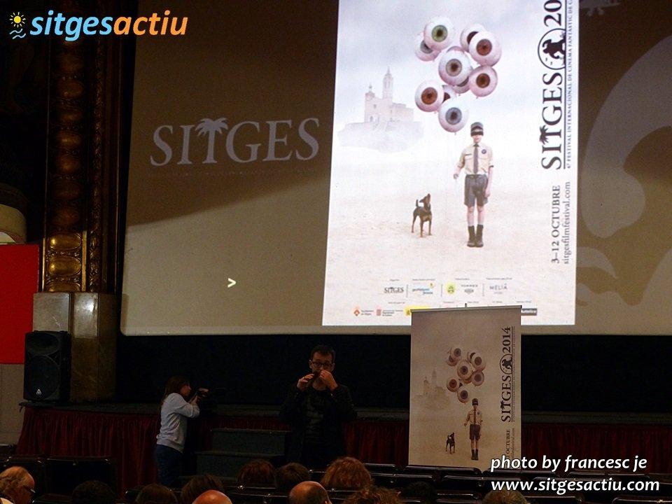 festival internacional de cine fantastico Sitges 2014