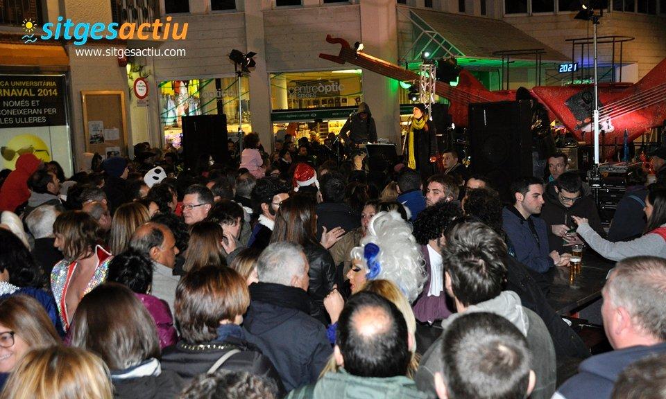 rock in sitges Carnaval Sitges 2014